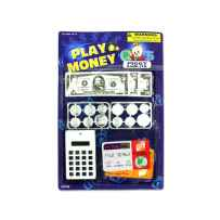Wholesale Play money set KK108