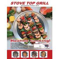 Wholesale stove top grill sc-130