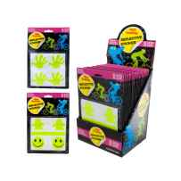 Wholesale Reflective Stickers Counter Top Display HB880