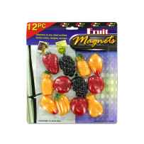 Wholesale Fruit magnet set HS030