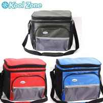 Wholesale 24 Can Cooler Bag W/ Hard Plastic Bucket (asst.color: Blue/red/olive) CB-2400
