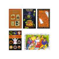 Wholesale Halloween Card Assortment OP530