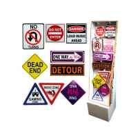 Wholesale Fun room signs display GC798