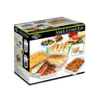Wholesale Stacking Snack and Food Tray FD017