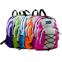 "Wholesale BAZIC 17"" Eclipse Backpack 1004"