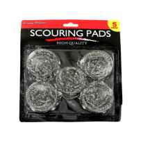 Wholesale 5 pack scouring pads HB208