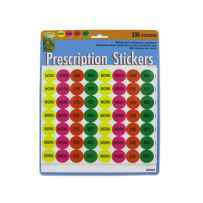 Wholesale 336 Pack prescription stickers OP003